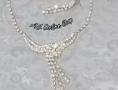 Կանացի զարդեր. Բիժուտերիա. ականջօղ. վզնոց. akanjox