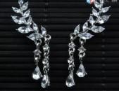 Կանացի զարդեր. Ականջօղեր. Ականջօղ. Տերևիկներ. серьги. akanjox