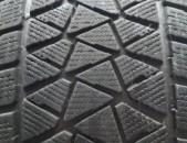 265 / 60 R18 Անվադողեր Ձմեռային 4հատ 80% Bridgestone blizzak dm-v2