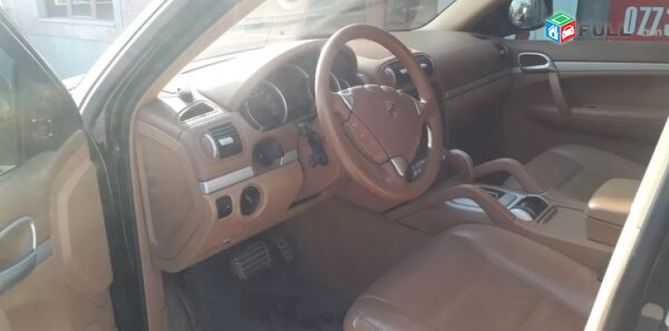 Porsche Cayenne , 2007թ. 4.8 mator