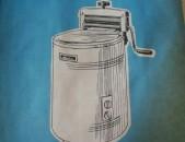 Չօգտագործված լվացքի մեքենա ОКА-9