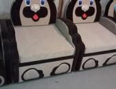 Детское Кресло-кровать Мишка