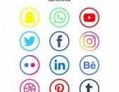 SMM. Սոցիալական ցանցերում բիզնես էջերի վարում, գովազդ, առաջխաղացում, տեքստերի մշակում