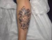 Lady Black Tattoo salonn Arajarkum e