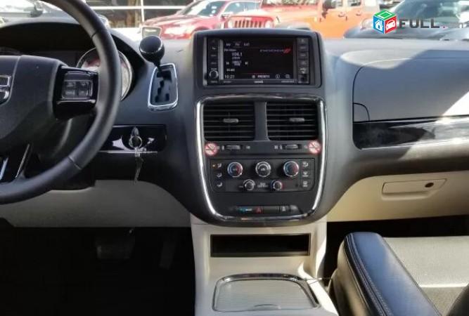 Dodge Grand Caravan, 2012