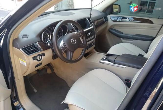 Mercedes-Benz ML 350 , 2012թ.