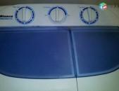 Կիսավտոմատ լվացքի մեքենա Blanca
