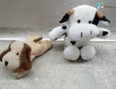 Игрушки орифлеемское корова и собака