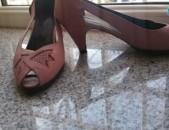 Կաշվե նուրբ կոշիկներ
