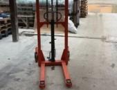 Roxli shtabler mexanikakan kar padyomnik lift