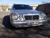 Mercedes-Benz E 200 , 1996թ.