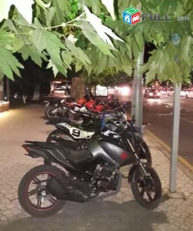 Motocikl IRBIS