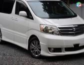 Toyota alpard