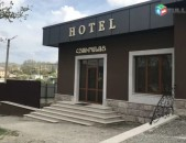 Oravardzov Tun Stepanakertum, HOTEL Continent
