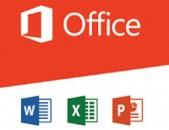 Համակարգչային դասընթացներ Word Excel Powerpoint Adobe Photoshop Industrator
