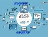 Վեբ Ծրագրավորման դասնթացներ օնլայն / Web Cragravorum