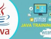 Web Cragravorum  Վեբ Ծրագրավորման դասնթացներ Java