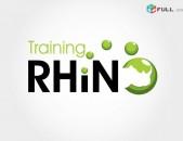 Rhinoceros դասընթացներ