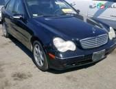 Mercedes C, 2004 թ.