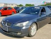 BMW 5, 2008 թ.