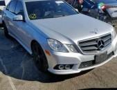 Mercedes E, 2010 թ.