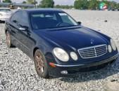 Mercedes E, 2003 թ.