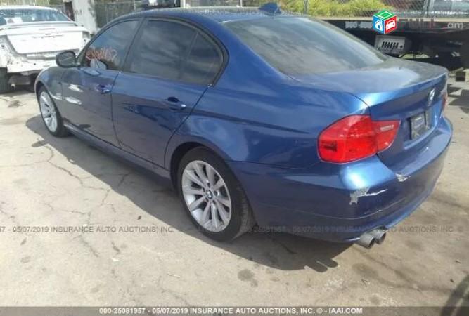 BMW 3, 2011 թ.