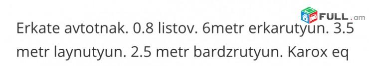 երկաթյա ավտոտնակ