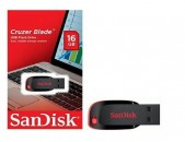 Comp Service: 16GB Fleshka SanDisk USB 2.0 Fleshka Ֆլեշկա