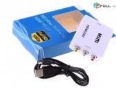 Comp Service: Mini HD Video Converter Box HDMI