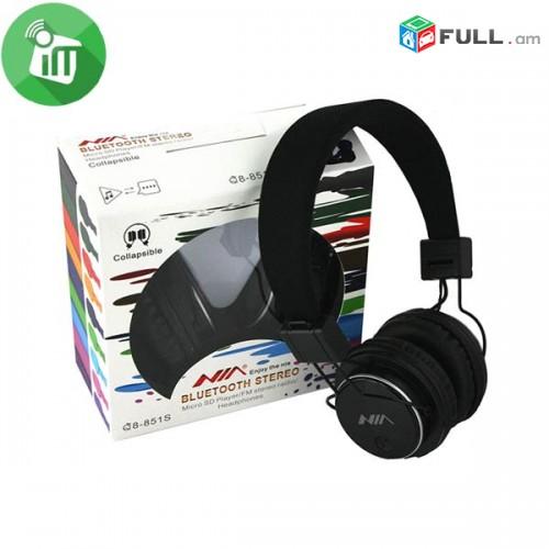 Comp Service: NIA Q8-851S Bluetooth Naushnik