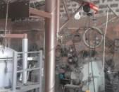 Автоклав (механизм выгрузки корзин) Kran telfer 50RR999