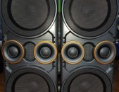 Geepas բարձրախոսեր