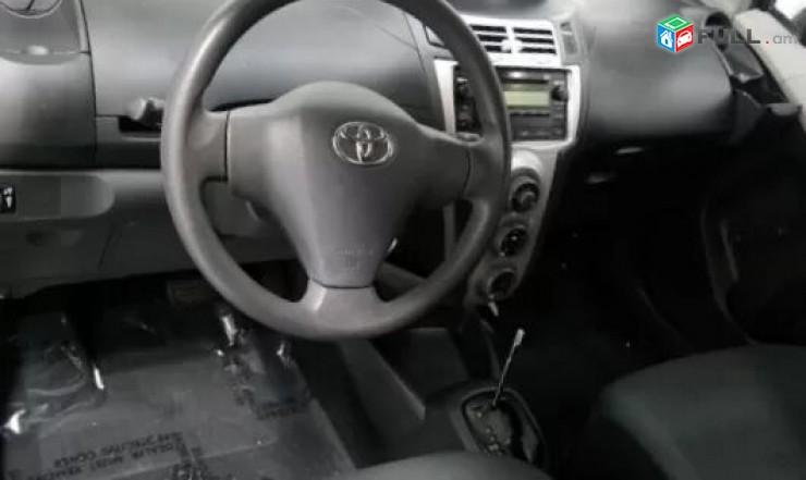 Toyota Yaris , vitz 2007 թ. gorcaranain dzax xek
