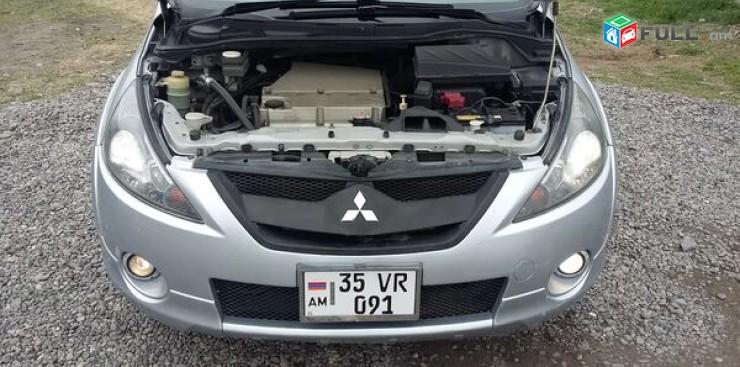 Mitsubishi Grandis , 2006թ.