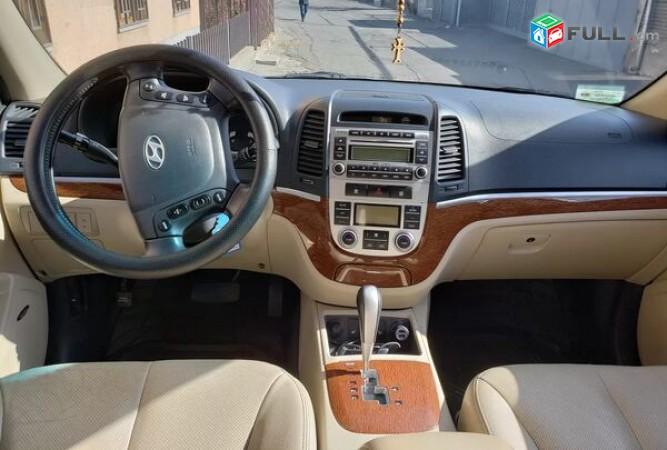 Hyundai Santa Fe , 2008թ.