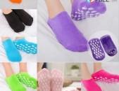 Гелевые увлажняющие SPA носки