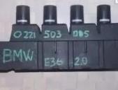 Bmw e36 indukcion koch