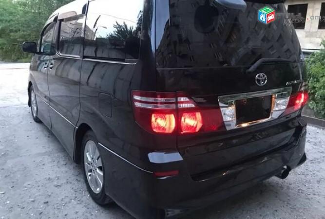 Toyota Alphard , 2006թ․   2.4 L