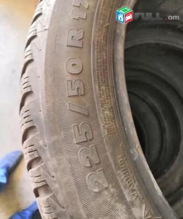 225 / 50 / 17 Michelin firmayi 2 hat@