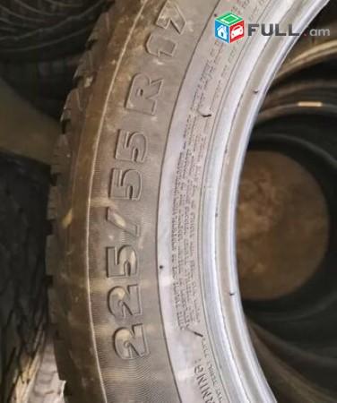 225 / 55 / 17 Michelin firmayi 4 hat