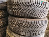 225 / 55 / 17 Michelin firmayi 4 hat