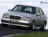 Mercedes C180 օրավարձով վարձակալությամբ