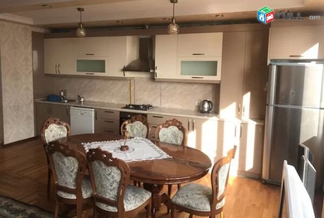 Վարձով / օրավարձով 4 Սենյակ նորոգված բնակարան Արաբկիրում