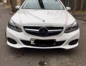 Mercedes-Bens E 200 turbo 2014 eurapakan