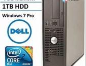 Intel core2dou 7500, 4 gb ram, 1 tb hdd, dvd rw