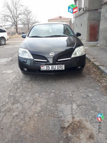 Nissan Primera , 2006թ.