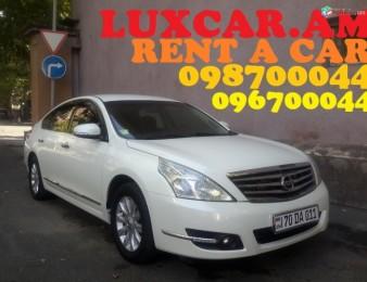 LuxCar NISSAN TEANA 250XL