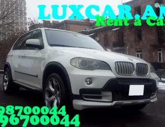 LuxCar BMW X5 4.8i Individual