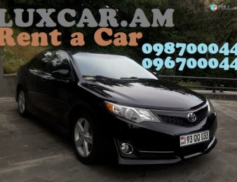 LuxCar Toyota Camry 2.5 SE